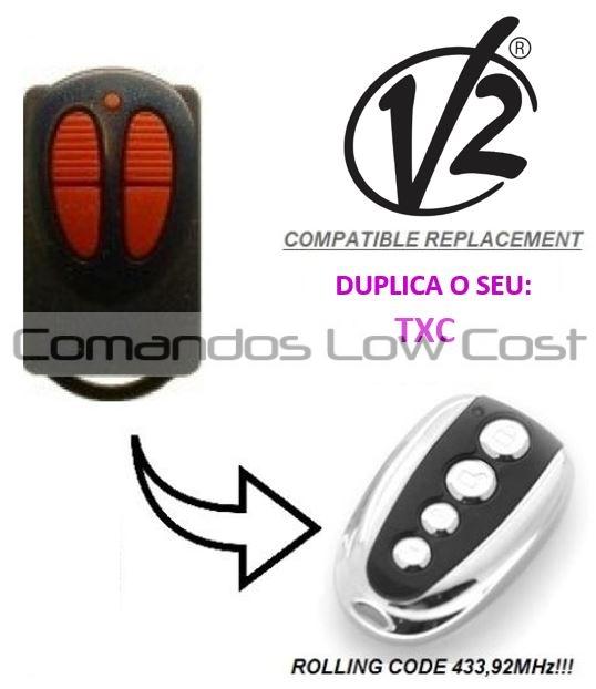 V2 TXC Compatível